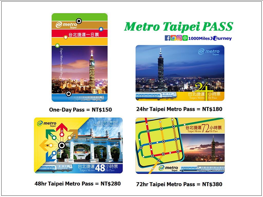 Metro Taipei PASS