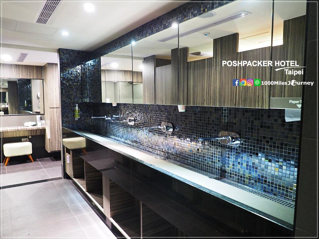 POSHPACKER HOTEL Taipei