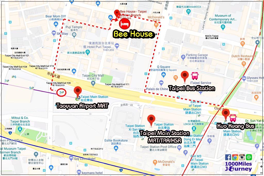 Bee House Taipei