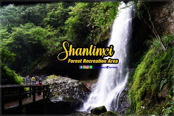 Shanlinxi Nantou