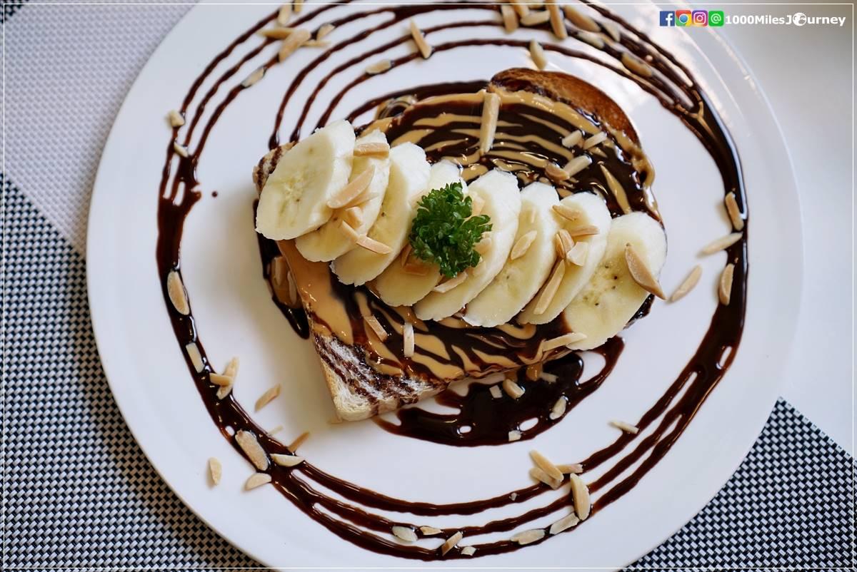 โทสต์ ชีสเค้กเชียงใหม่ Barneo Dessert Bar