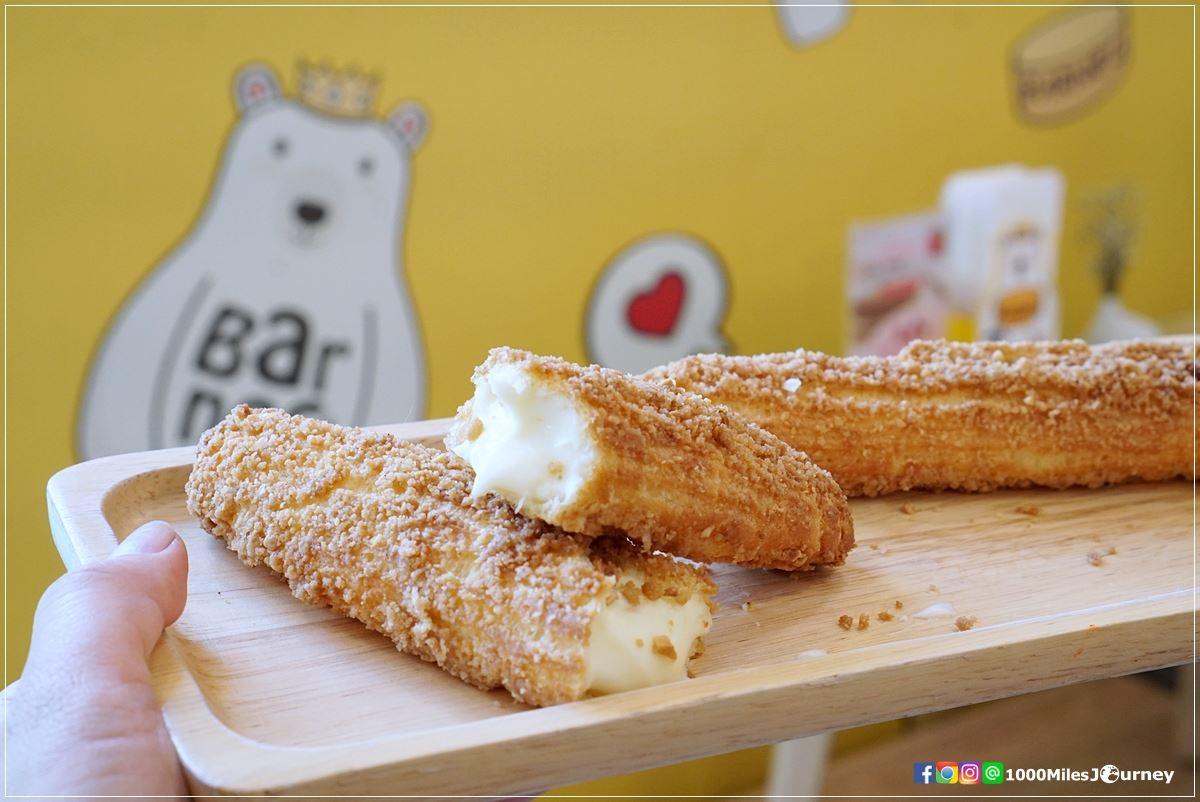 Cheesy Roll ชีสเค้กเชียงใหม่ Barneo Dessert Bar