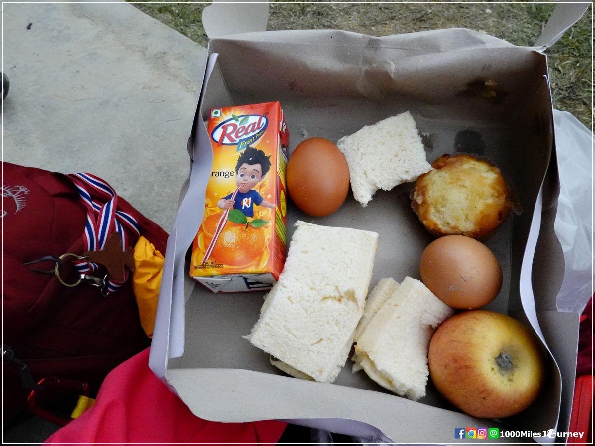 Food on Everest Base Camp Trek @ Nepal
