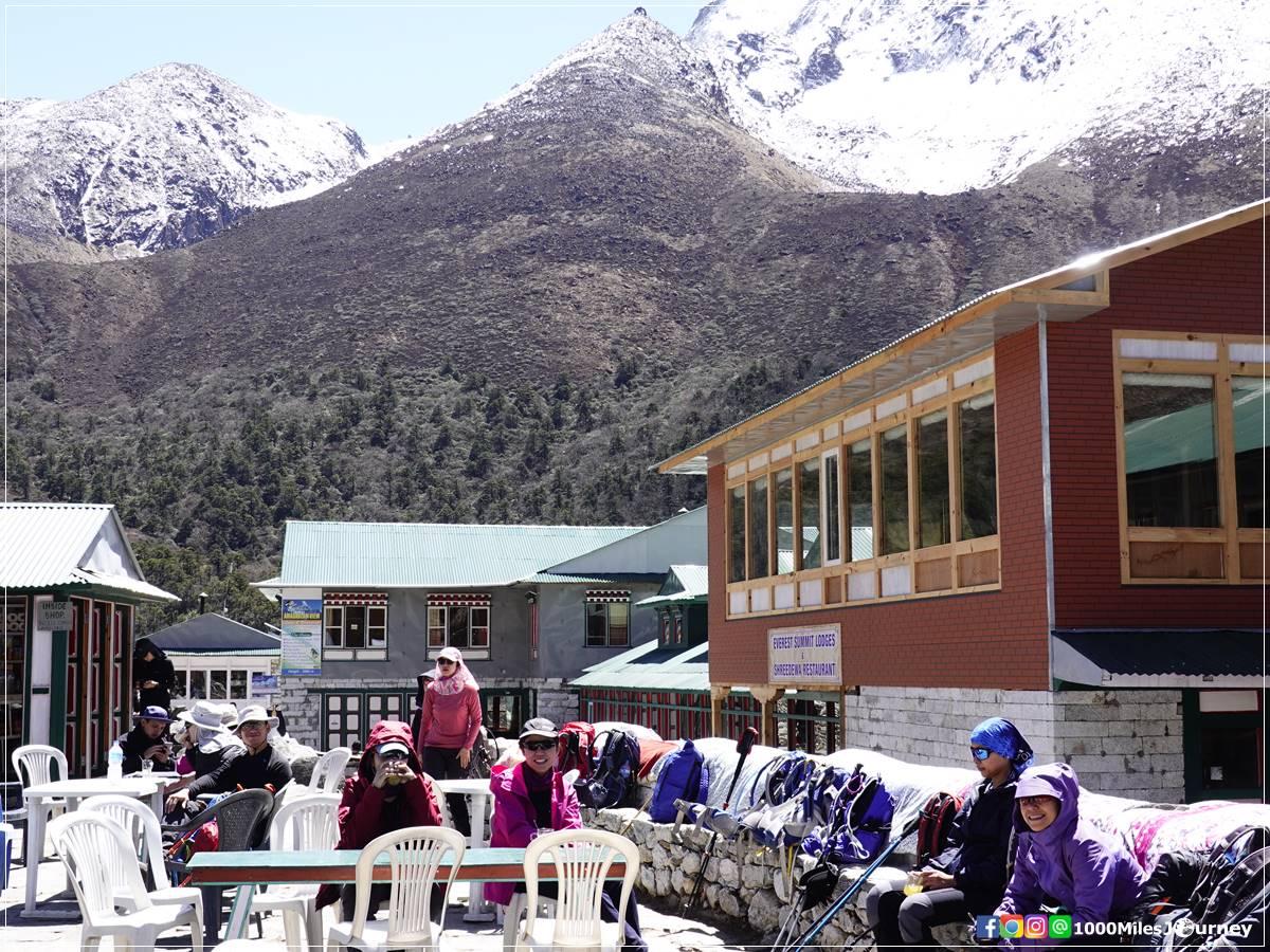 Tea House - Everest Base Camp Nepal