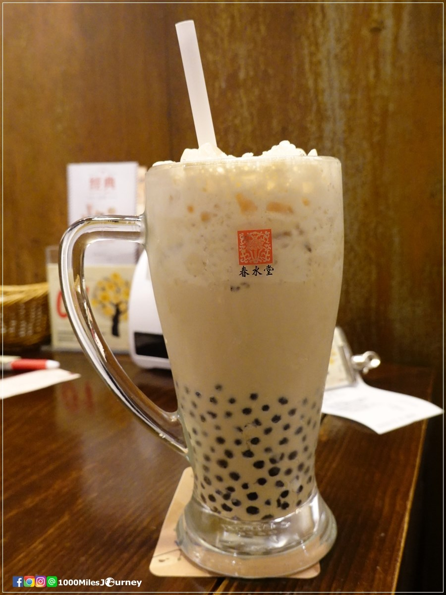 Chun Shui Tang Bubble Tea