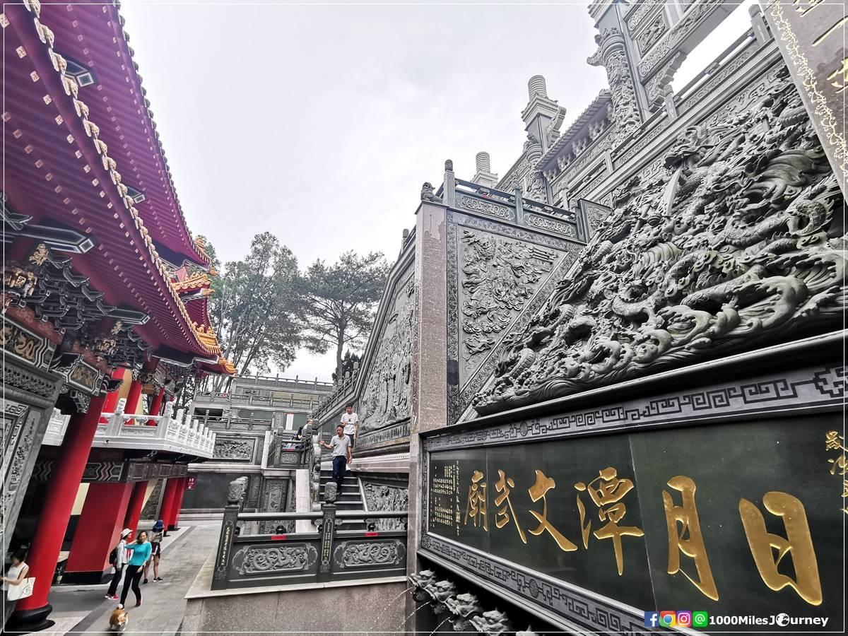 Wenwu Temple @ Nantou Taiwan