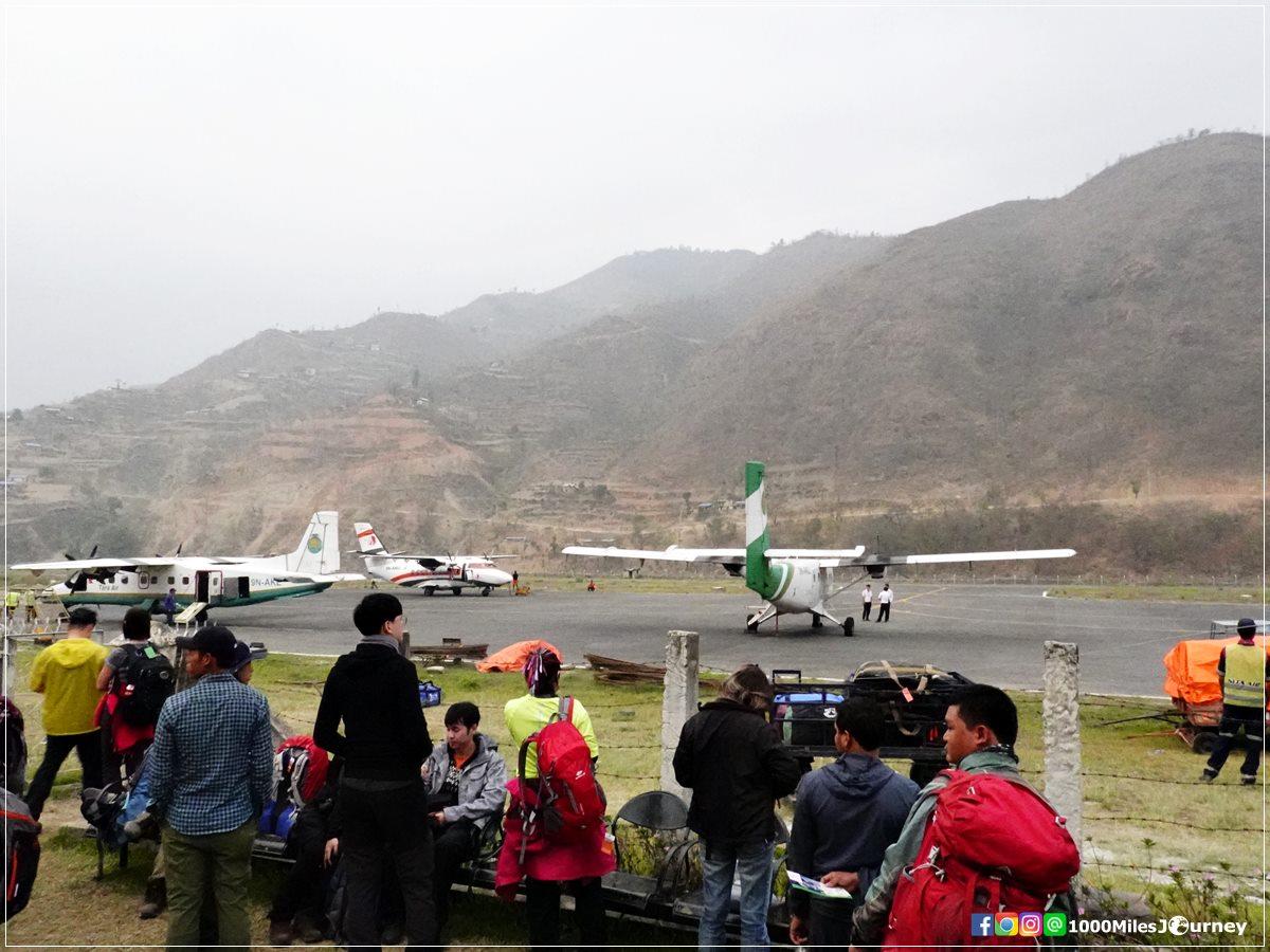 Ramechhap Airport Nepal