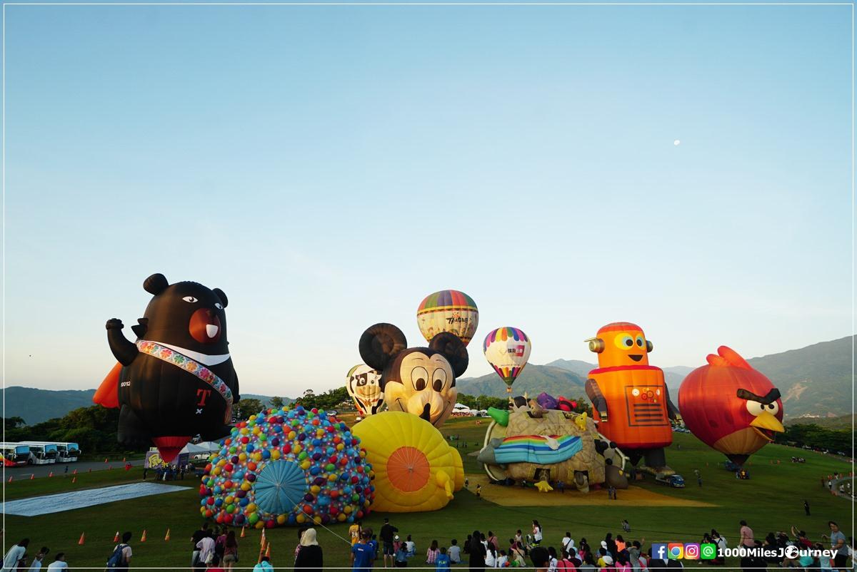 Taitung Balloon Festival