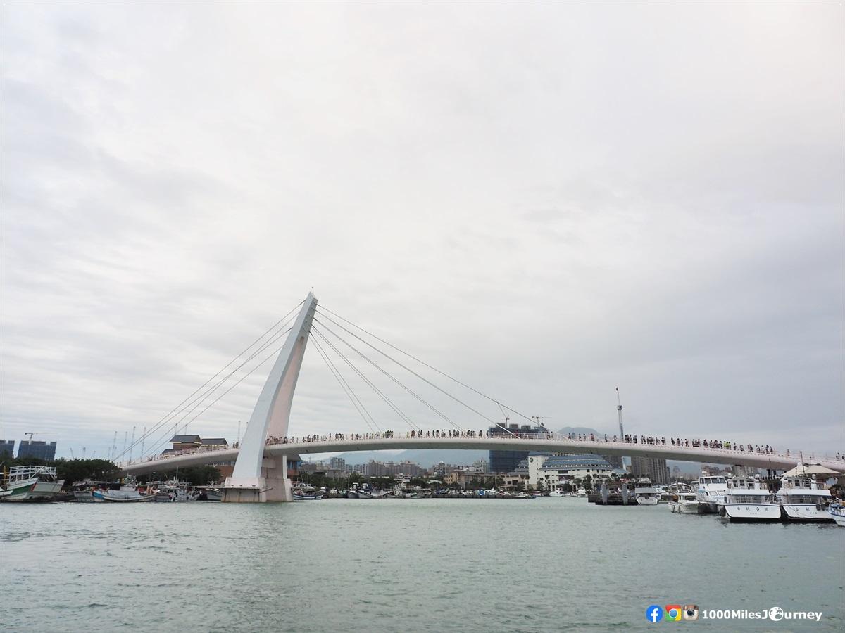 Lover Bridge Tamsui