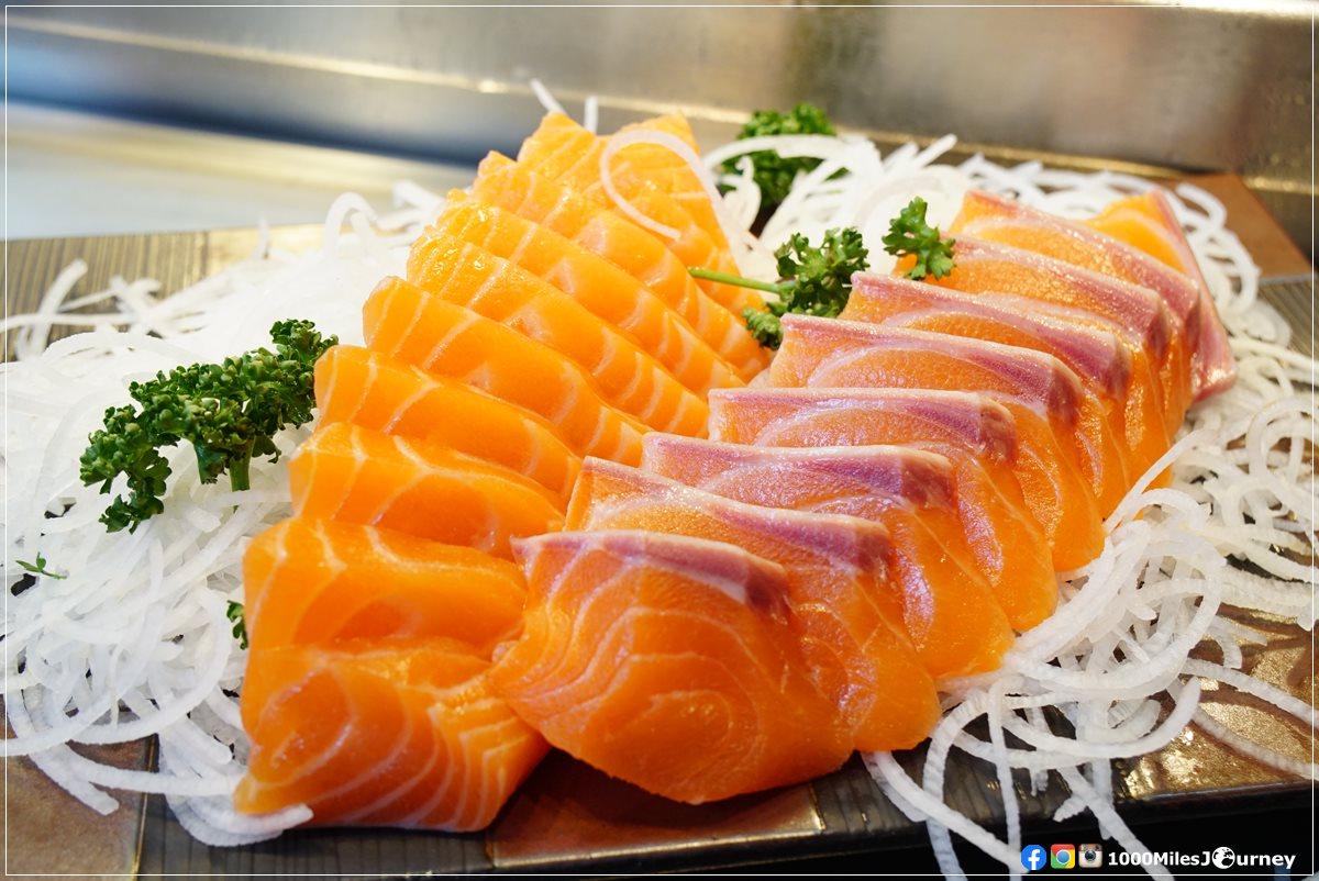 Top Seafood ปลาดิบยืนกิน