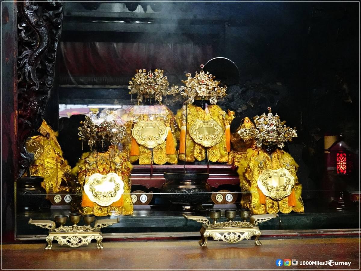 Zhushan Zinan Temple Taiwan