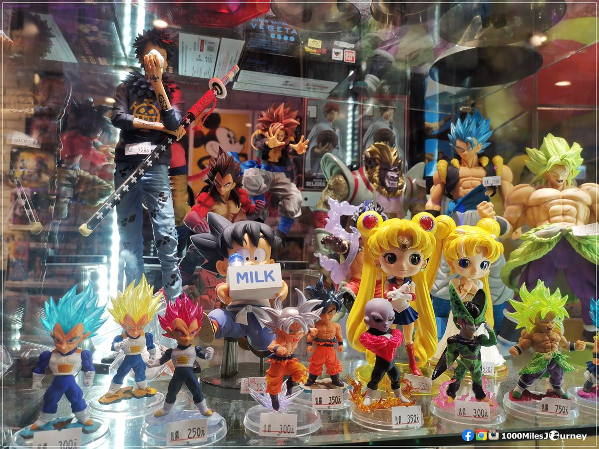 taipei figure shop