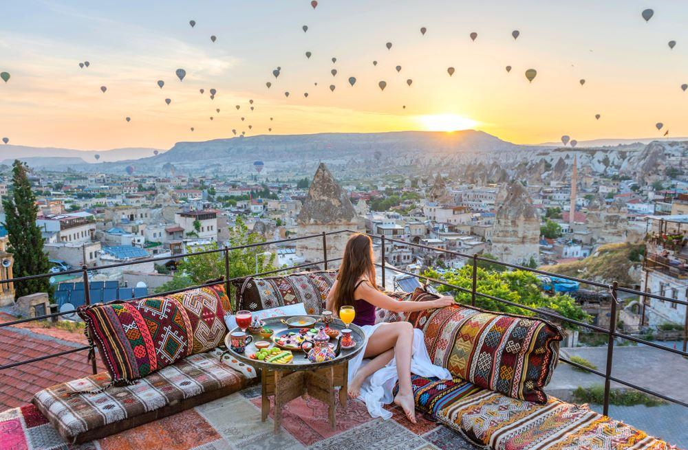 Cappadocia คัปปาโดเกีย
