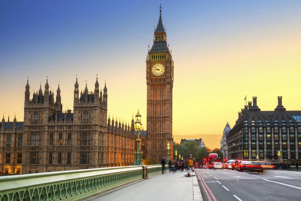 London ลอนดอน