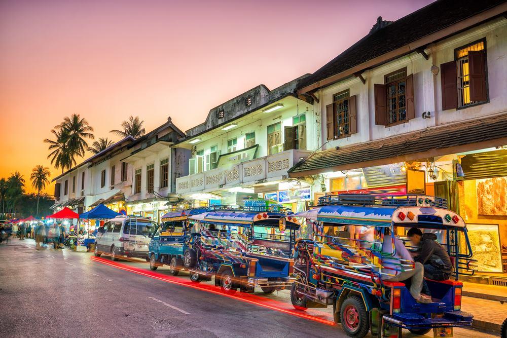 Luang Prabang หลวงพระบาง