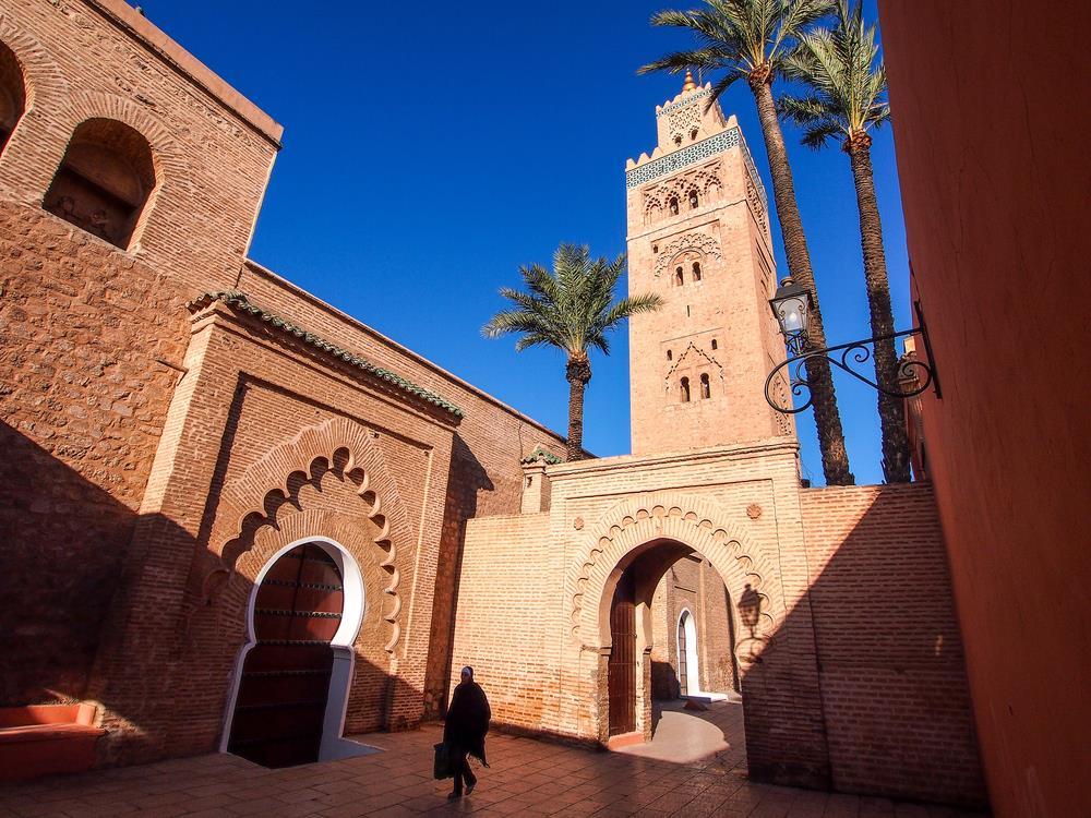 Marrakesh มาราเกซ