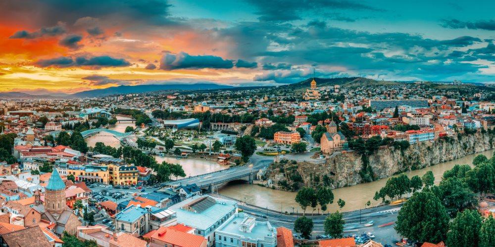 Tbilisi ทบิลิซี