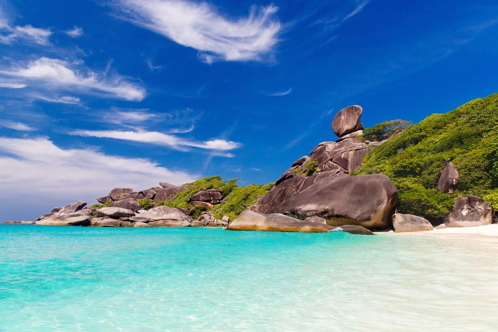 หมู่เกาะสิมิลัน พังงา