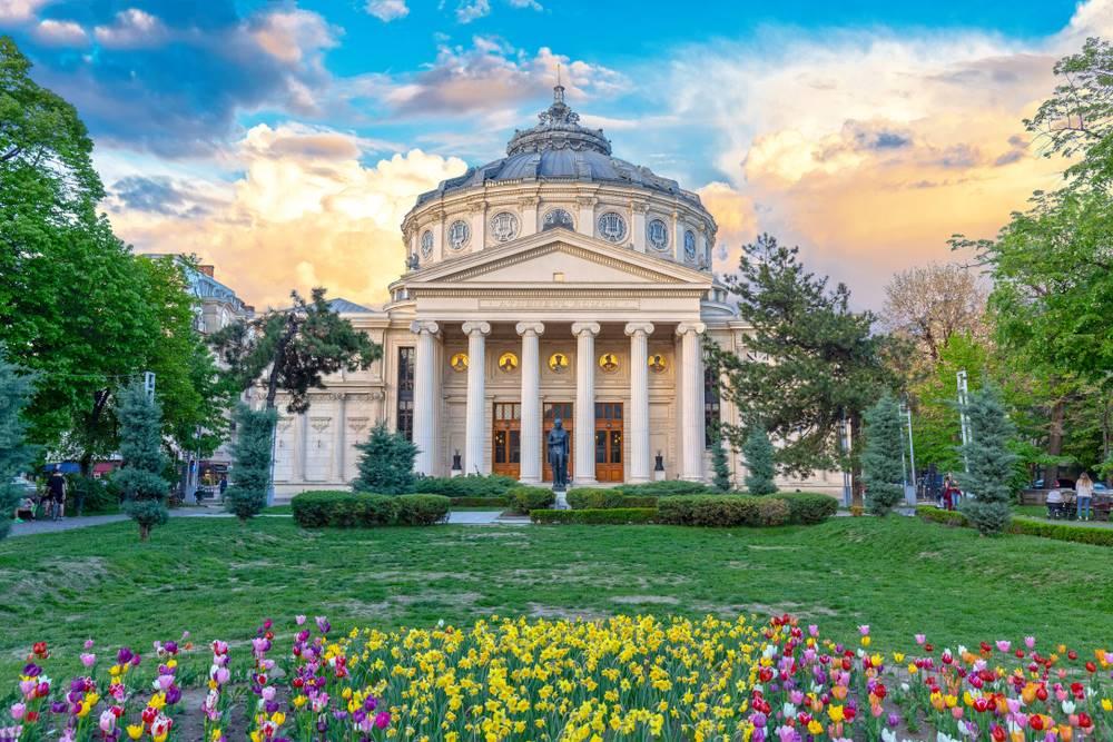 บูคาเรสต์ (Bucharest) โรมาเนีย (Romania)