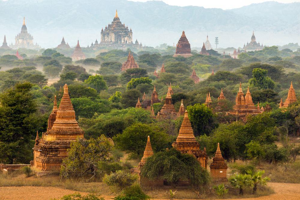 พุกาม (Burma) เมียนมาร์ (Myanmar)