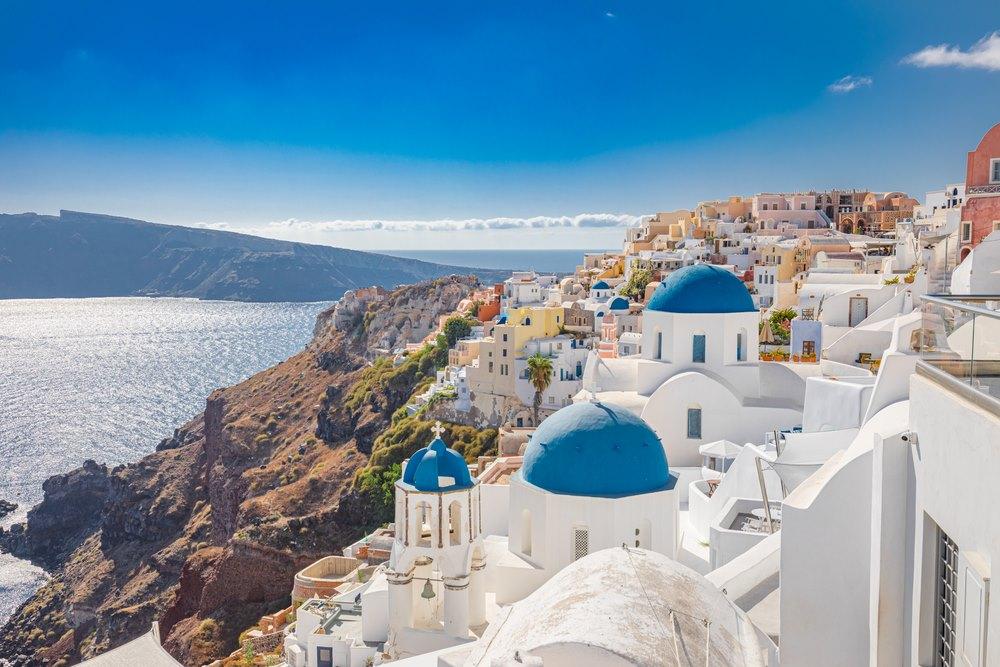 ฟิรา (Fira) กรีซ (Greece)