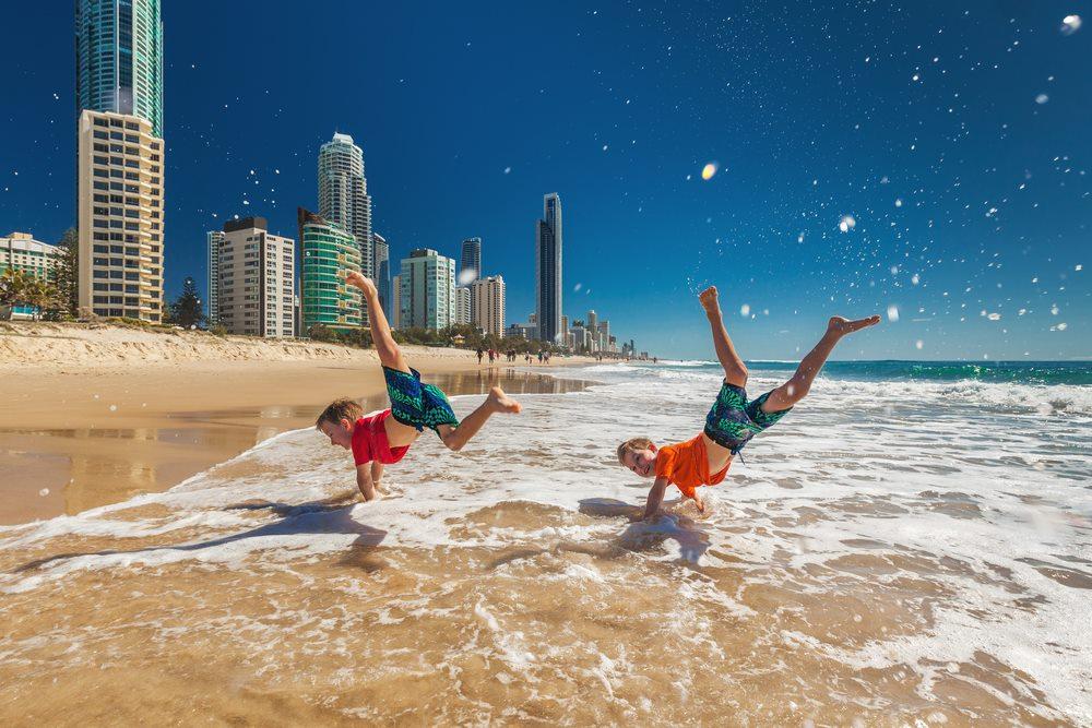 โกลด์โคสต์ (Gold Coast) ออสเตรเลีย (Australia)