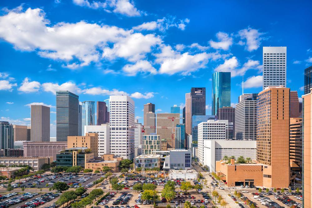 ฮูสตัน (Houston) อเมริกา (America)