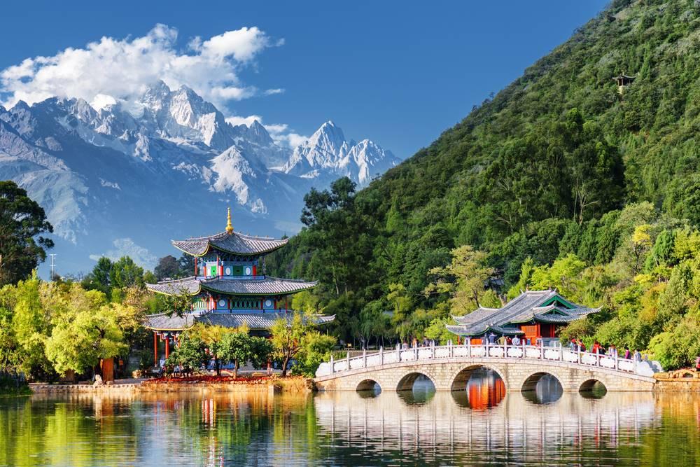 ลี่เจียง (Lijiang) จีน (China)