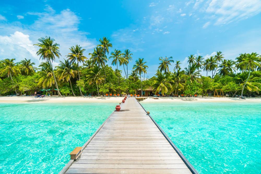 มาเล (Male) มัลดีฟส์ (Maldives)