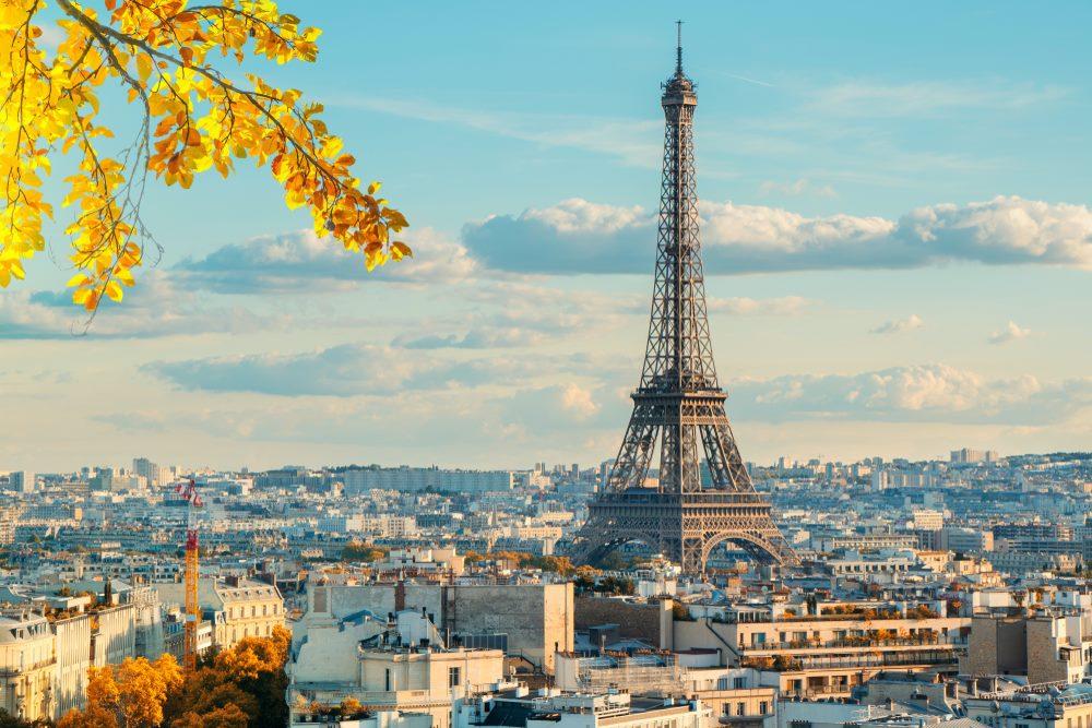 ปารีส (Paris) ฝรั่งเศส (France)