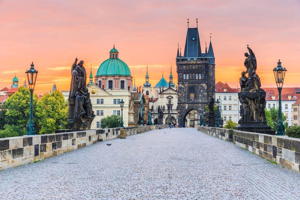 ปราก (Prague) เช็ก (Czech)