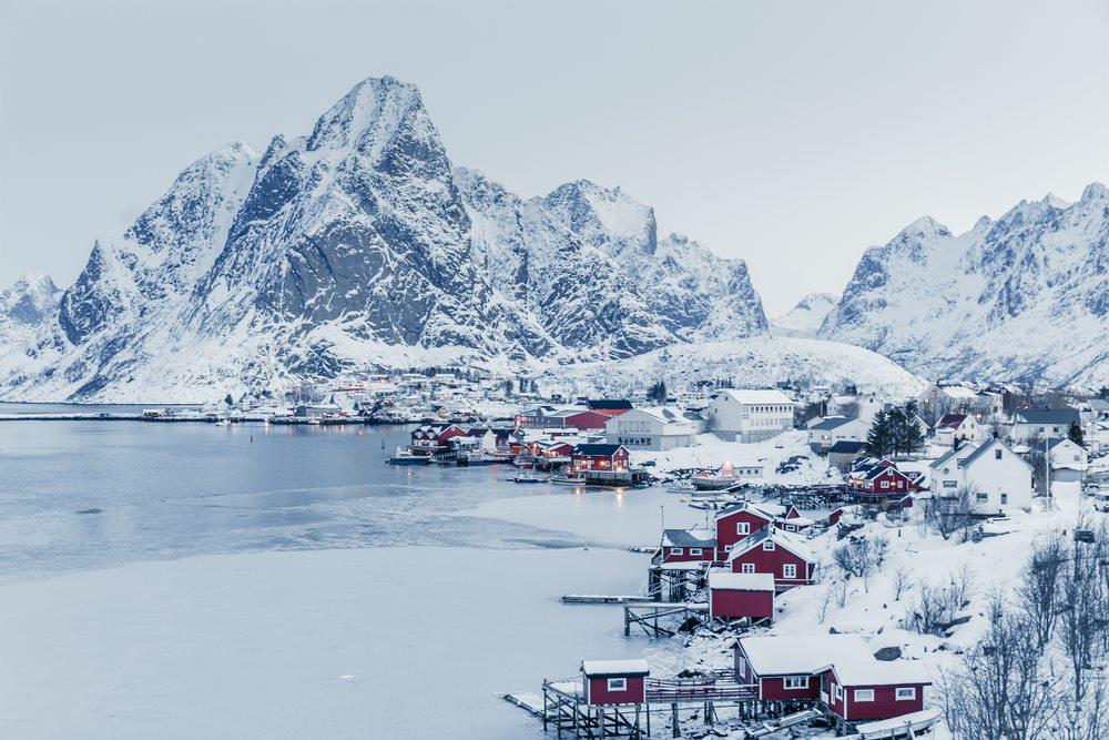 ไรเนอ (Reine) นอรเวย์ (Norway)