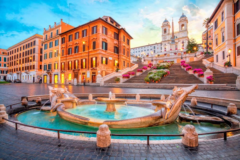 โรม (Rome) อิตาลี (Italy)