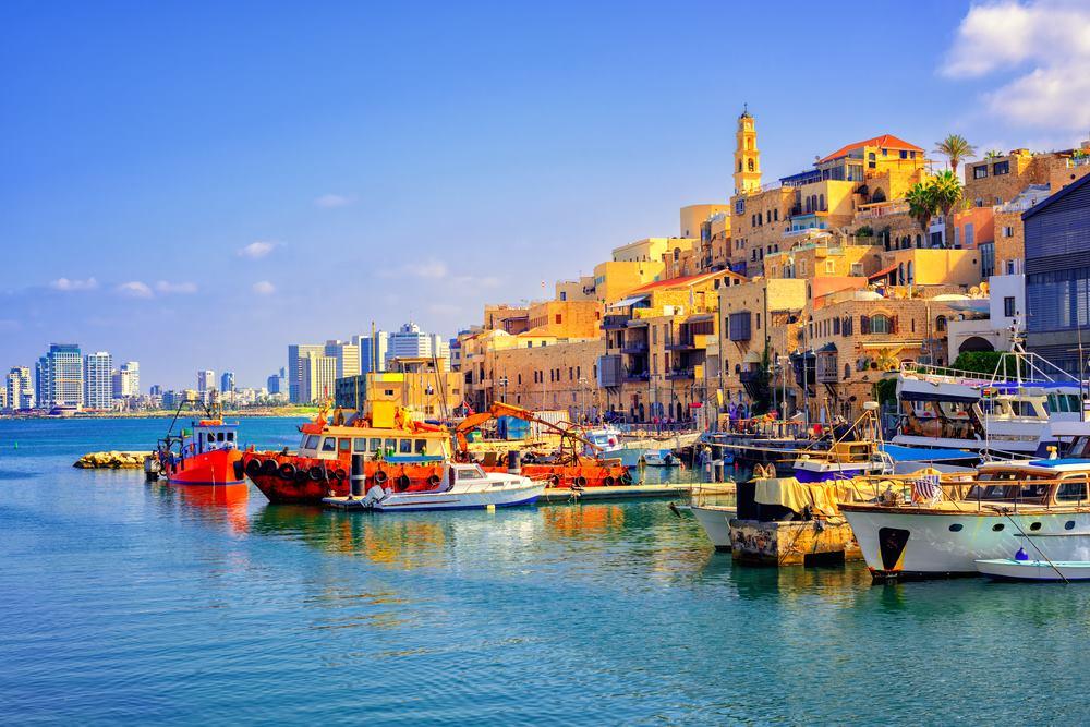 เทลอาวีฟ (Tel Aviv) อิสราเอล (Israel)