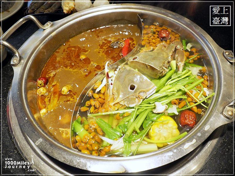 Mala Hot Pot (馬辣火鍋) @ Taipei, Taiwan